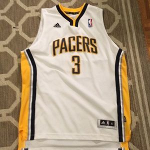 Adidas George Hill Pacers Jersey #3 size XL